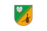 Drapeau Bad Brambach
