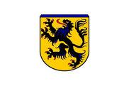 Bandera de Ranis