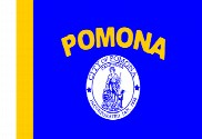 Bandeira do Pomona, California