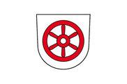 Bandera de Osterburken
