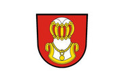 Bandera de Helmstadt-Bargen