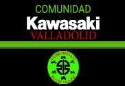 Bandera de Comunidad Kawasaki Valladolid
