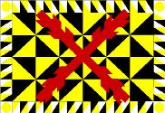 Bandera de Tercio Amarillos Viejos