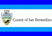 Bandiera di Condado de San Bernardino