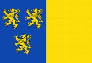 Flag of Braine-l'Alleud