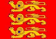 Bandera de Alta Normandia