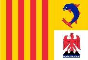 Bandera de Provence-Alpes-Côte d'Azur