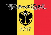 Bandera de Tomorrowland Bélgica 2017