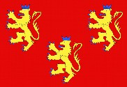 Flag of Dordogne