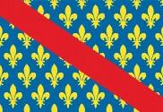 Bandera de Allier