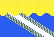 Bandera de Aube