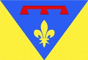 Bandera de Bouches-du-Rhône