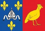 Bandera de Charente Maritime
