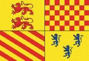 Bandera de Corrèze