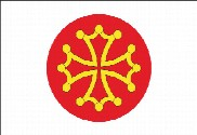 Bandera de Hérault