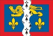 Bandera de Mayenne
