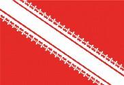 Bandera de Bas-Rhin