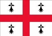 Bandera de Le Croisic