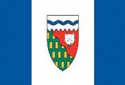 Bandera de Drapeau du commissaire des Territoires du Nord-Ouest