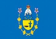 Flag of du commissaire du Nunavut
