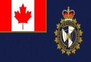 Bandera de de l'Agence des services frontaliers du Canada