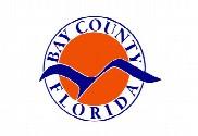 Bandera de Condado de Bay