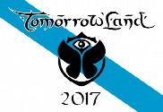 Bandera de Tomorrowland Galicia 2017