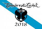 Bandera de Tomorrowland Galicia 2018