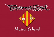 Bandera de Tomorrowland Alzira