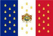 Bandera de Napoléon III