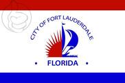 Drapeau de la Fort Lauderdale, Florida