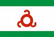 Bandera de Ingushetia