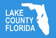 Bandeira do Lake County, Florida