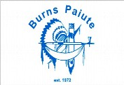 Bandera de Burns Paiute