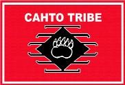 Bandera de Cahto