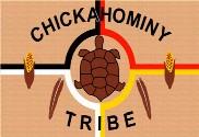 Bandera de Chickahominy