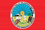 Bandera de Chippewa Cree