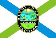 Bandera de Condado de Miami-Dade