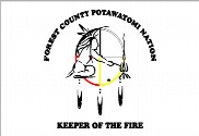 Bandera de Forest County Potawatomi