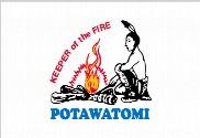 Bandera de Hannaville Potawatomi