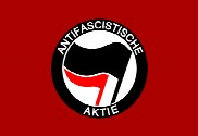Bandeira do Antifascistische Aktie