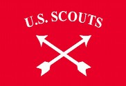 Bandera de Indian Scouts