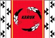 Bandera de Karuk