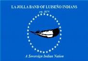 Bandera de La Jolla Juiseno