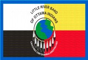 Bandera de Little  River Ottawa