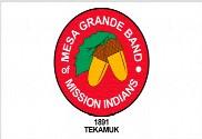 Bandera de Mesa Grande
