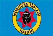 Bandera de Northern Tsalagi