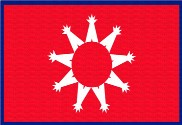 Drapeau de la Oglala Sioux