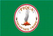 Bandera de Piqua Shawnee