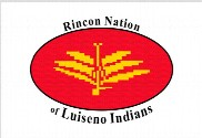 Flag of Rincon Band Mission